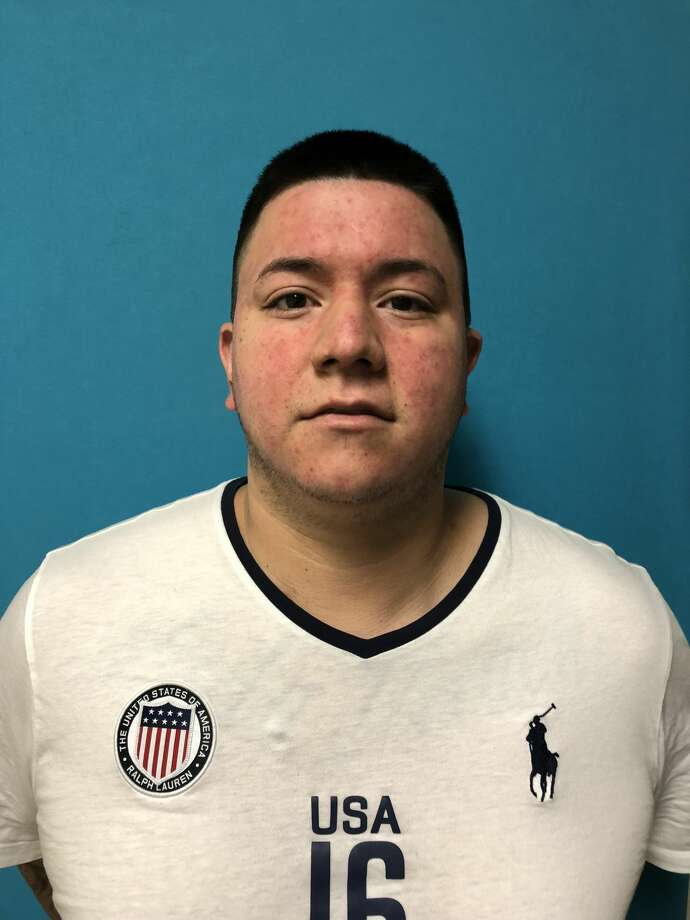 John Escobedo, 25, was arrested April 27, 2018 and charged with aggravated assault after allegedly being one of the shooters in an April 10 brawl on the Southwest Side. Photo: San Antonio Police Department