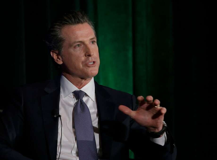 Lt. Gov. Gavin Newsom continues to outpace all his competitors in fundraising for the governor's race. Photo: Rich Pedroncelli / Associated Press