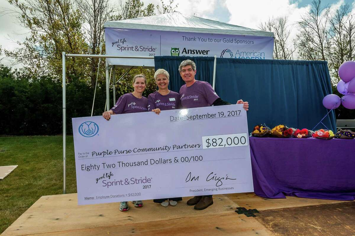 Allstate Foundation Purple Purse is an organization that educates about financial abuse and provides victims with tools to escape their abusers and remain free from them.