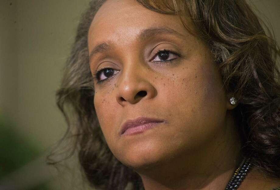 HISD school board president Rhonda Skillern-Jones Photo: Mark Mulligan, Houston Chronicle / Houston Chronicle / © 2018 Houston Chronicle