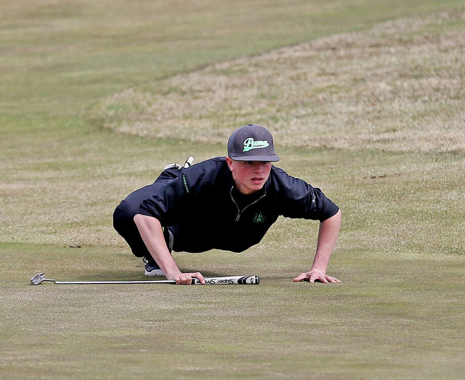 Ubly High School Golf Invitational 2018 Photo: Paul P. Adams/Huron Daily Tribune