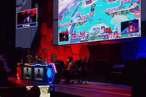 The new Esports Arena Las Vegas is a 30,000-square-foot complex designed to host video gaming of every kind.