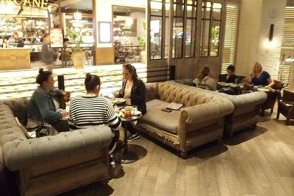 Yardbird restaurant in the Venetian resort in Las Vegas offers one of the better, hipper breakfasts in town.