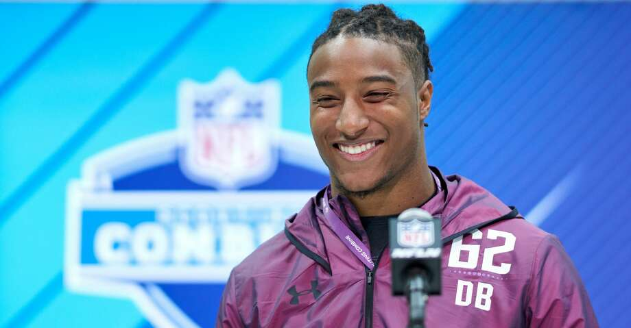 Justin Reid could be a starter by mid-season. Photo: Icon Sportswire/Icon Sportswire Via Getty Images