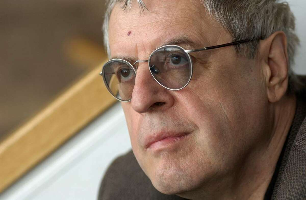 Poet Charles Simic (Richard Drew / Associated Press)