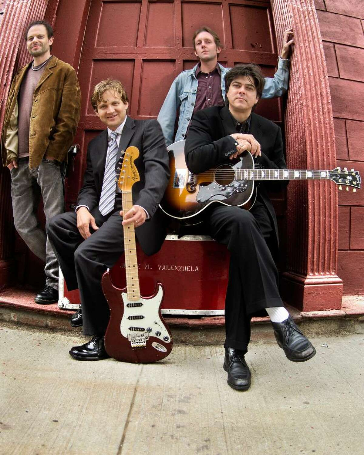 The Gin Blossoms will perform for Alive at 5 in Albany.