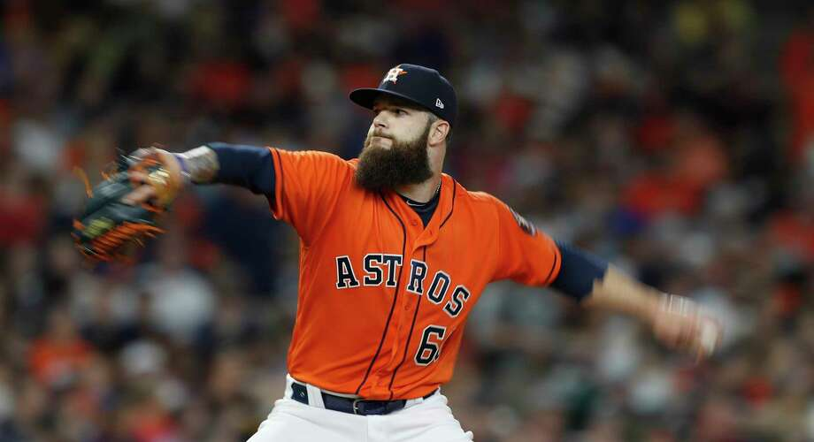 The Astros used a seventh-round pick on Dallas Keuchel in 2009 and got themselves a future Cy Young Award winner. Photo: Karen Warren, Houston Chronicle / © 2018 Houston Chronicle