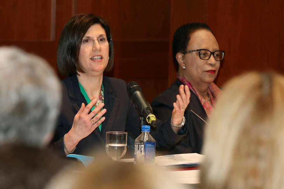 "Were you Seen at 2018 William Randolph Hearst Lecture – ""Women and Leadership: Equipping the Next Generation for Success"" held in the Carl E. Touhey Forum at the Thelma P. Lally School of Education at the College of St. Rose in Albany on Thursday, April 26, 2018?"
