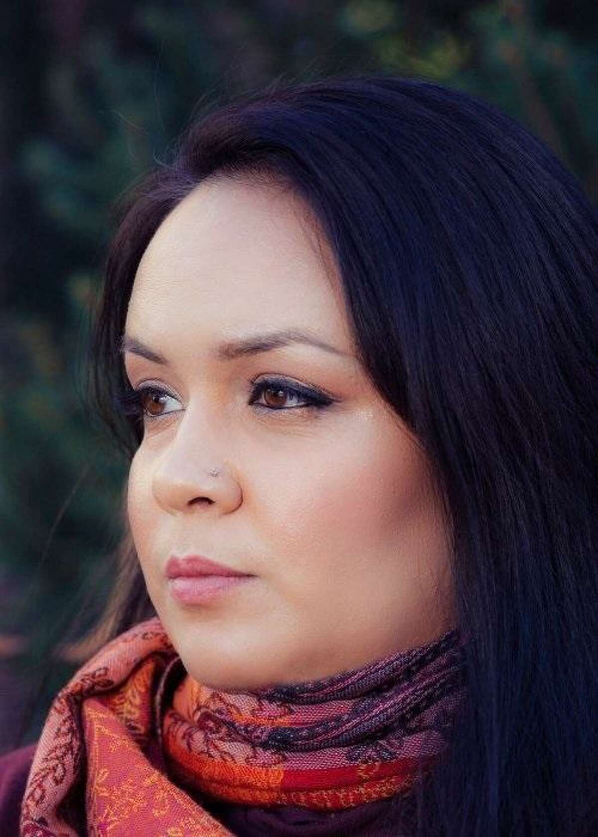 Author Maya Rao