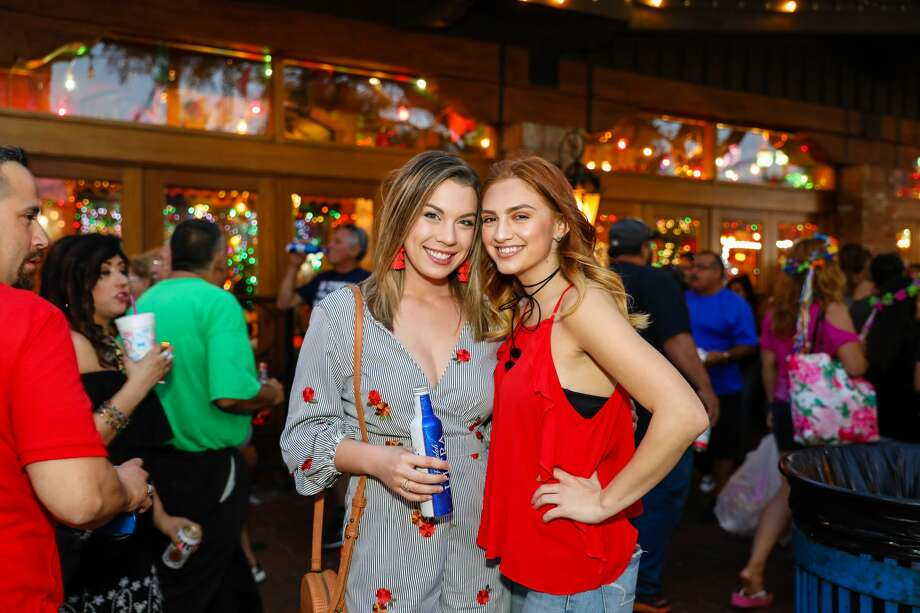 On Friday, April 27, 2018, Fiesta continued in Market Square. The Fiesta included live bands as well as the traditional fiesta foods and beverages. Photo: Marco Garza/Give Me A Shot For MySA