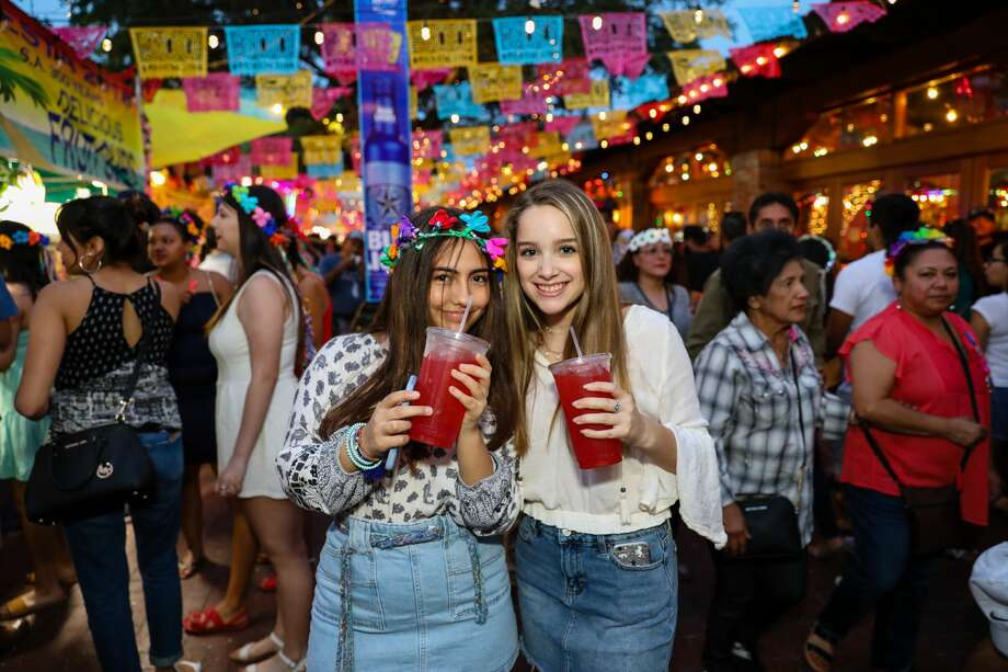 Market Square With all the Fiesta action and decor, this one is a no-brainer. Photo: Marco Garza/Give Me A Shot For MySA