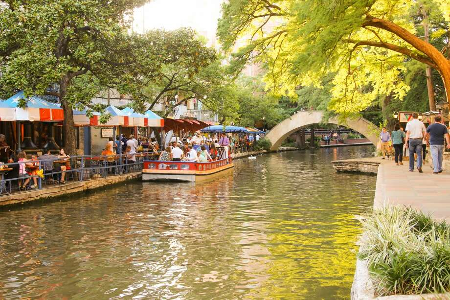 The River Walk was one of the attractions listed by Conde Nast in a new report naming San Antonio the 6th best city in the country.