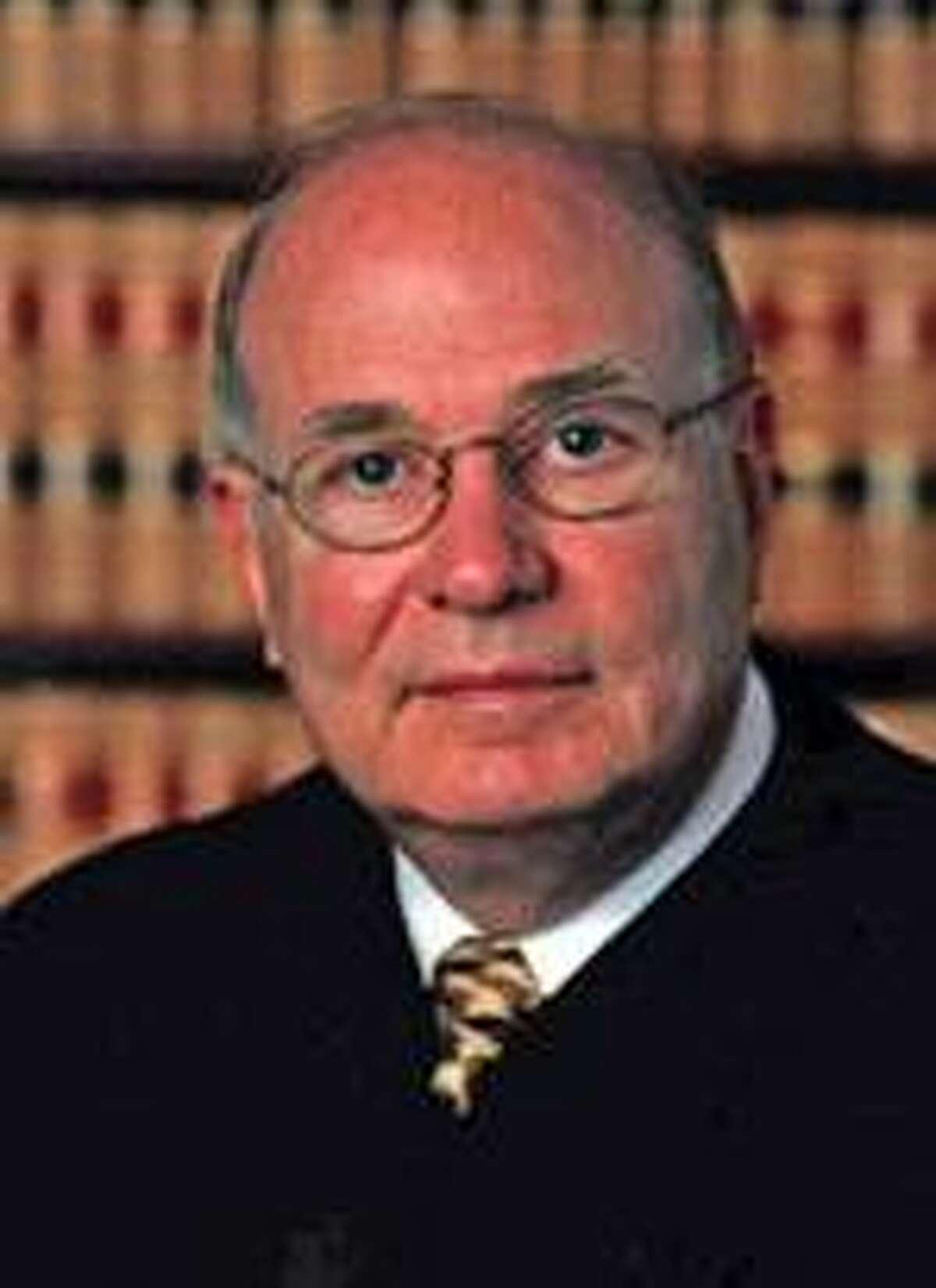 Justice C. Ian McLachlan.