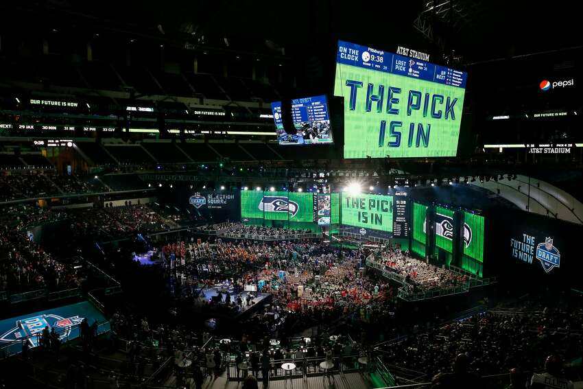 The Seahawks' 2018 draft class was one of the most compelling in recent memory. Check out the following gallery to see each of the team's nine picks.