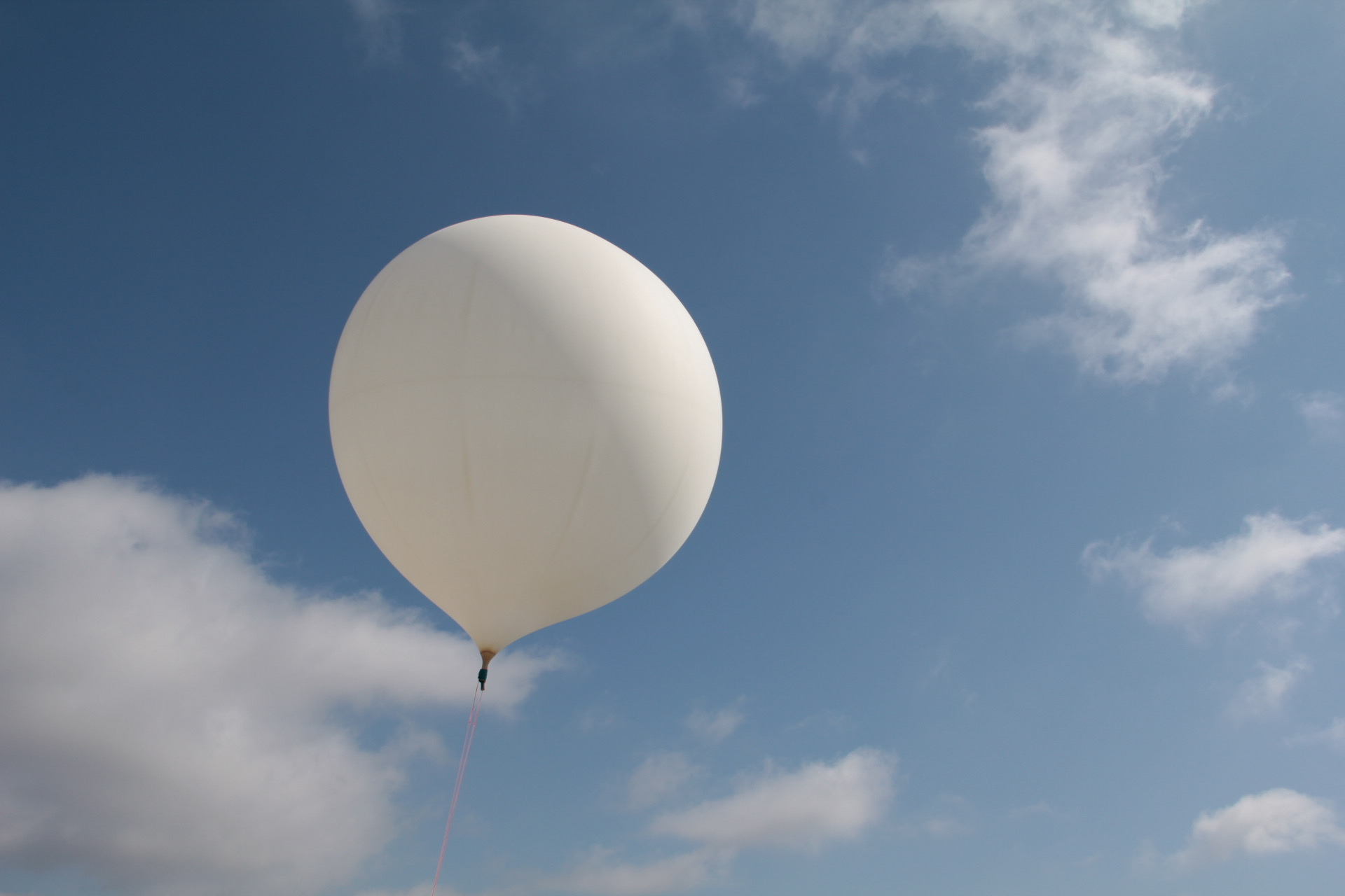 A 71-year-old man tied a gun to a weather balloon to fake his own