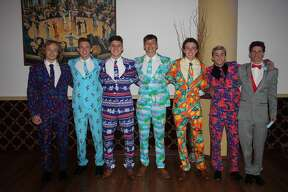 """The saying, """"Dressed to impress"""" was an understatement when describing the apparel featured at Bad Axe's Prom. Students gathered together Saturday night at the Pasta House in Kinde for a night of memories."""