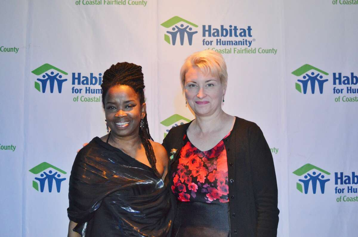 Habitat for Humanity of Coastal Fairfield County held its annual benefit gala, April in Paris, at the Warehouse at Fairfield Theatre Company on April 28, 2018. Guests enjoyed cocktails, dinner, dancing, a silent auction and live music from the Avalon Jazz Band. Proceeds from the event help build homes for Fairfield County families. Were you SEEN?