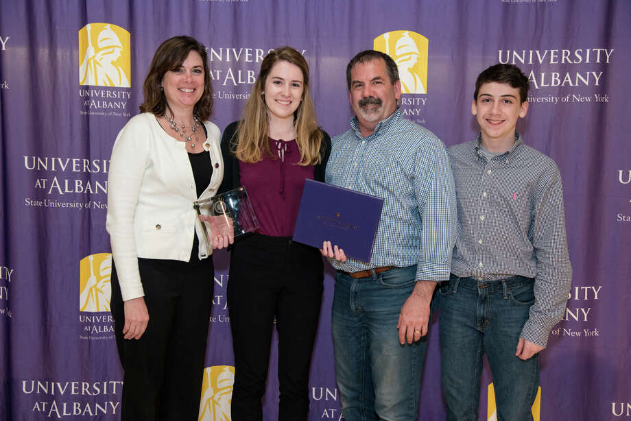 Were you Seen at the 15th Annual Undergraduate Research Conference at the University at Albany on April 27, 2018? Photo: Katherine Van Acker