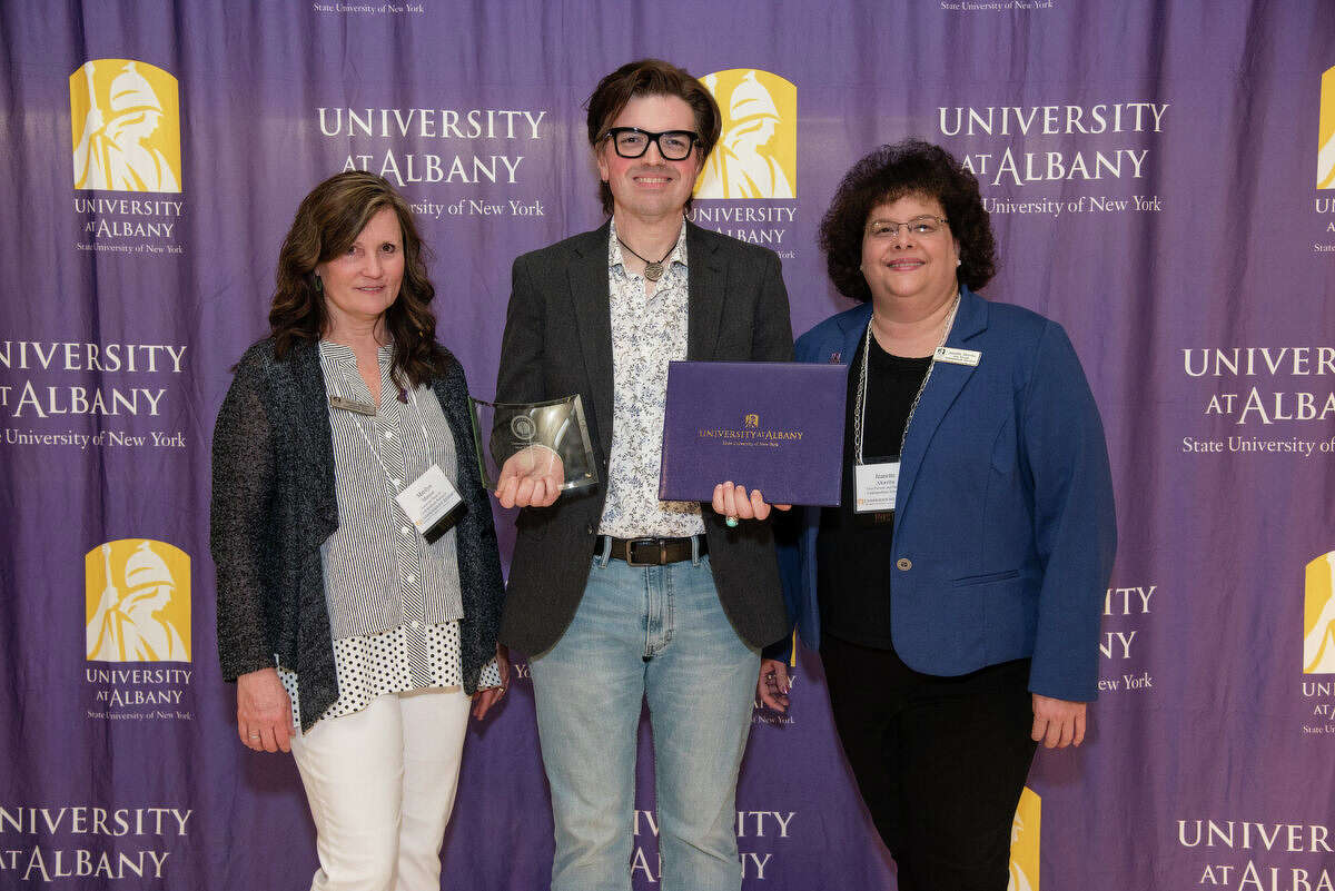 Were you Seen at the 15th Annual Undergraduate Research Conference at the University at Albany on April 27, 2018?