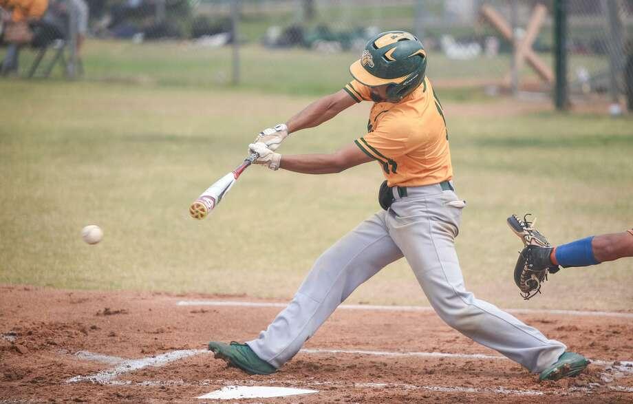 The Laredo College baseball team hosts El Paso Community College this weekend. Photo: Danny Zaragoza /Laredo Morning Times File