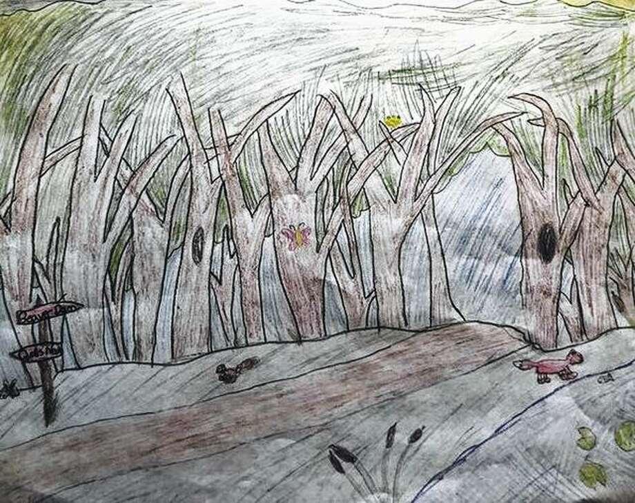 """Beaver Dam"" by Anna Cloninger"