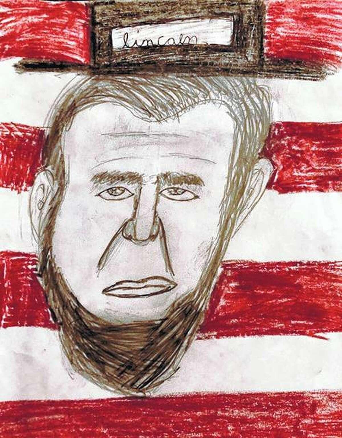 """Abe Lincoln"" by Klaire Cole"