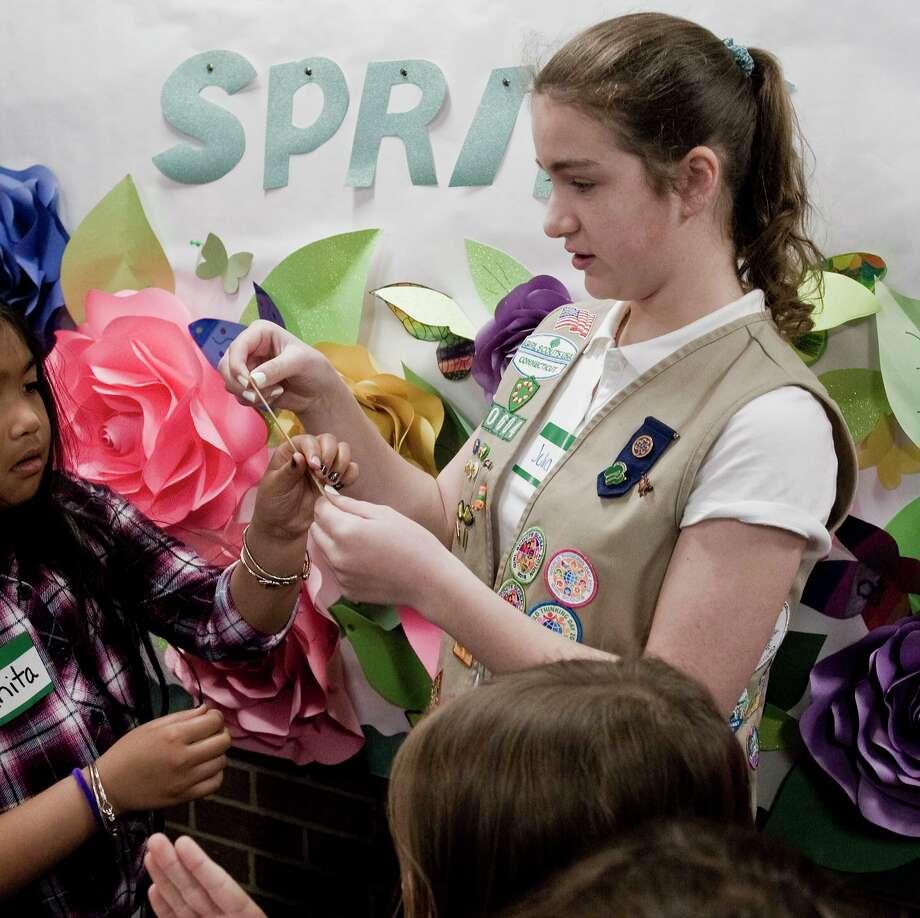 Redding Girl Scout Creates Music Curriculum For Bridgeport