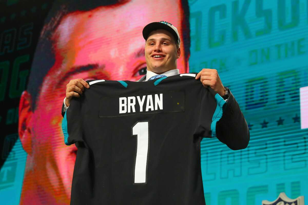 Jacksonville Jaguars The defending division champions got better with their first four picks. DT Taven Bryan adds to the talent up front. WR D.J. Chark has size and speed and should replace Allen Robinson. S Ronnie Harrison is a physical player who should help off the bench. OT Will Richardson could start as a rookie. Grade: B