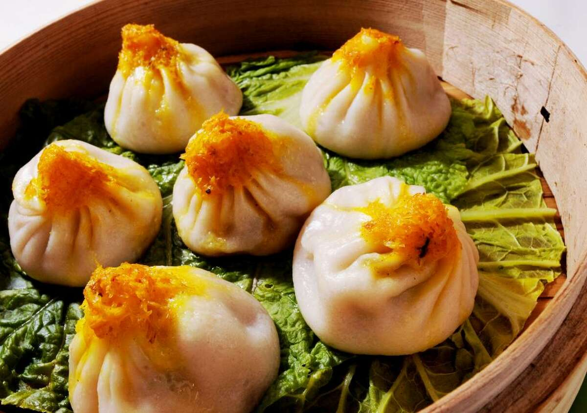 Soup dumplings are among the traditional appetizers available at Ala Shanghai Chinese Cuisine in Latham. (Luanne M. Ferris / Times Union)