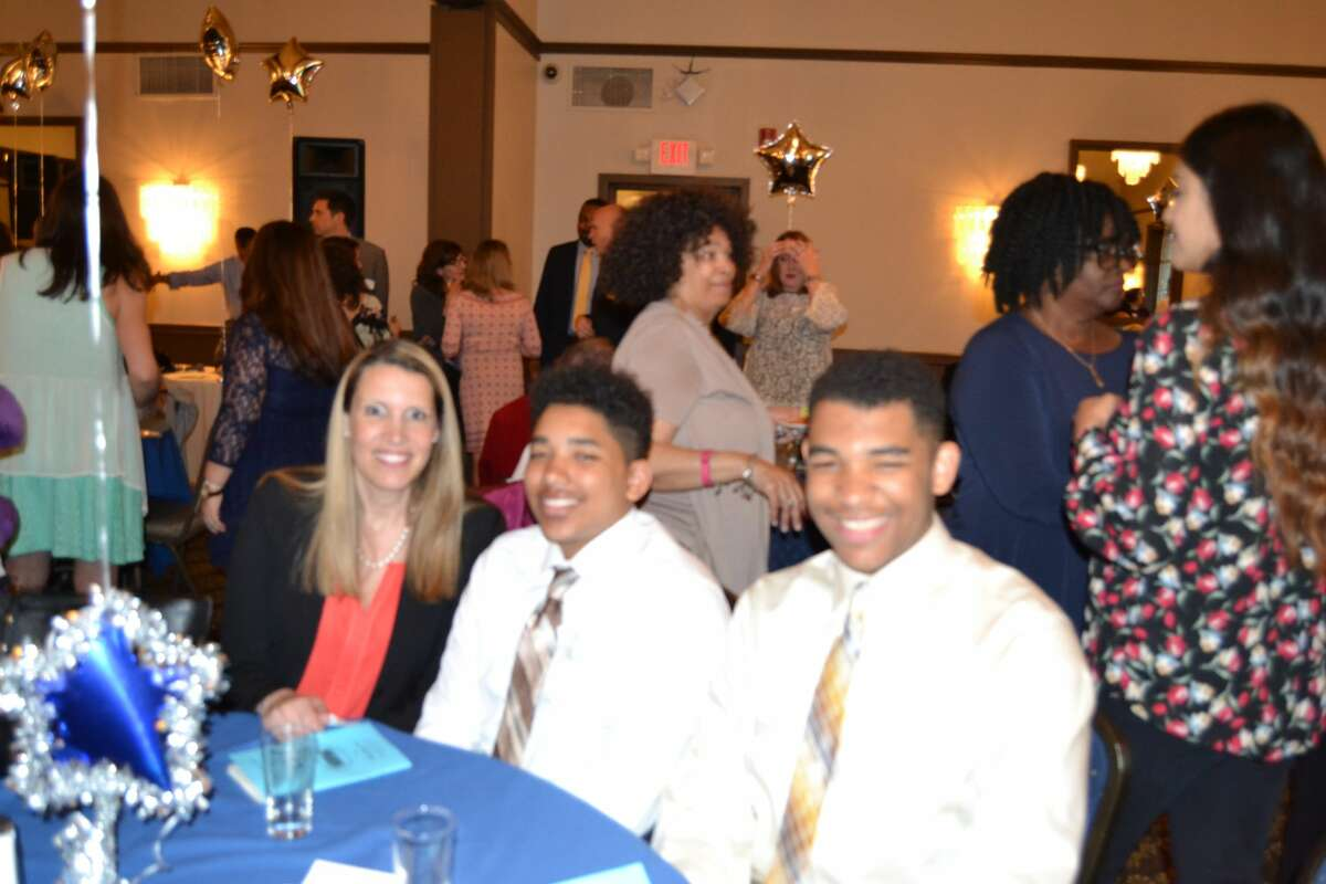 Were you Seen at the Albany City Council PTA's annual Founder's Day Reception at the Italian American Community Center in Albany on April 27, 2018?