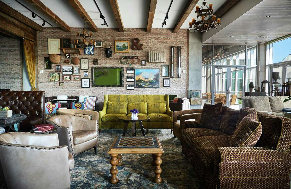 The Stella Hotel offers luxury lodging in Bryan-College Station.