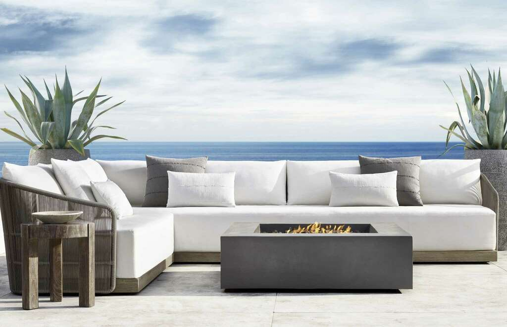 Extend your home outdoors with these furnishings