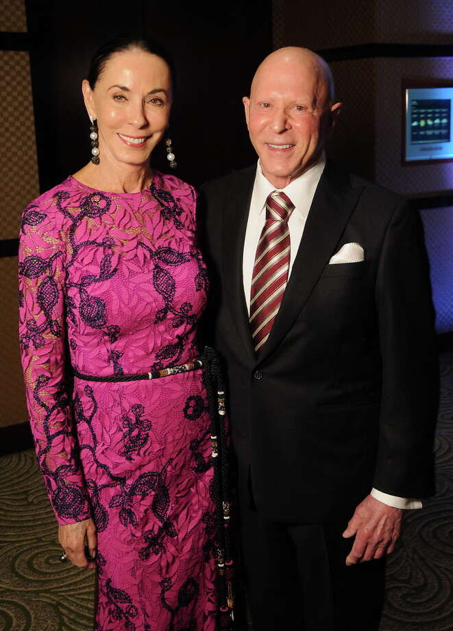 Sue and Lester Smith will co-chair the Moral Courage Award Dinner. Photo: Dave Rossman, Freelance / Dave Rossman