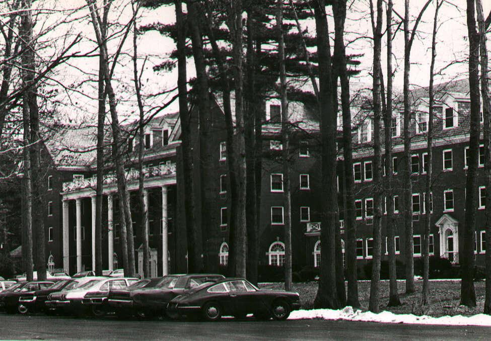 GIDEON PUTNAM HOTEL--Located in the Saratoga Spa State Park. 4/17/1974.