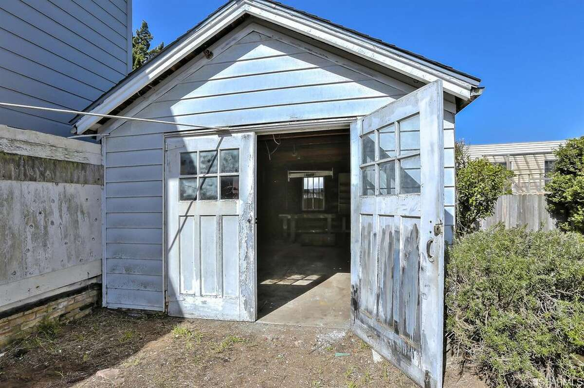 A circa 1900 home in San Francisco's Merced Heights at 459 Ralston St. is listed for $649,000.