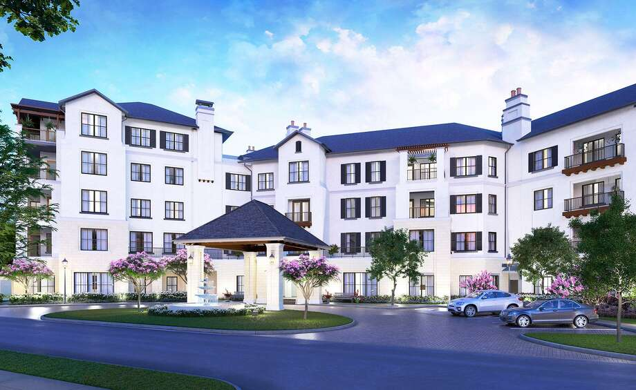 The Tradition, as shown in this rendering, will be completed in January 2019. Photo: Tradition Senior Living / Tradition Senior Living