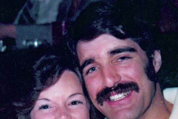 Cheri Domingo, 35, and Greg Sanchez, 27, were murdered in a home near Goleta in 1981. Police say DNA collected at the scene links Joseph DeAngelo to the crime.