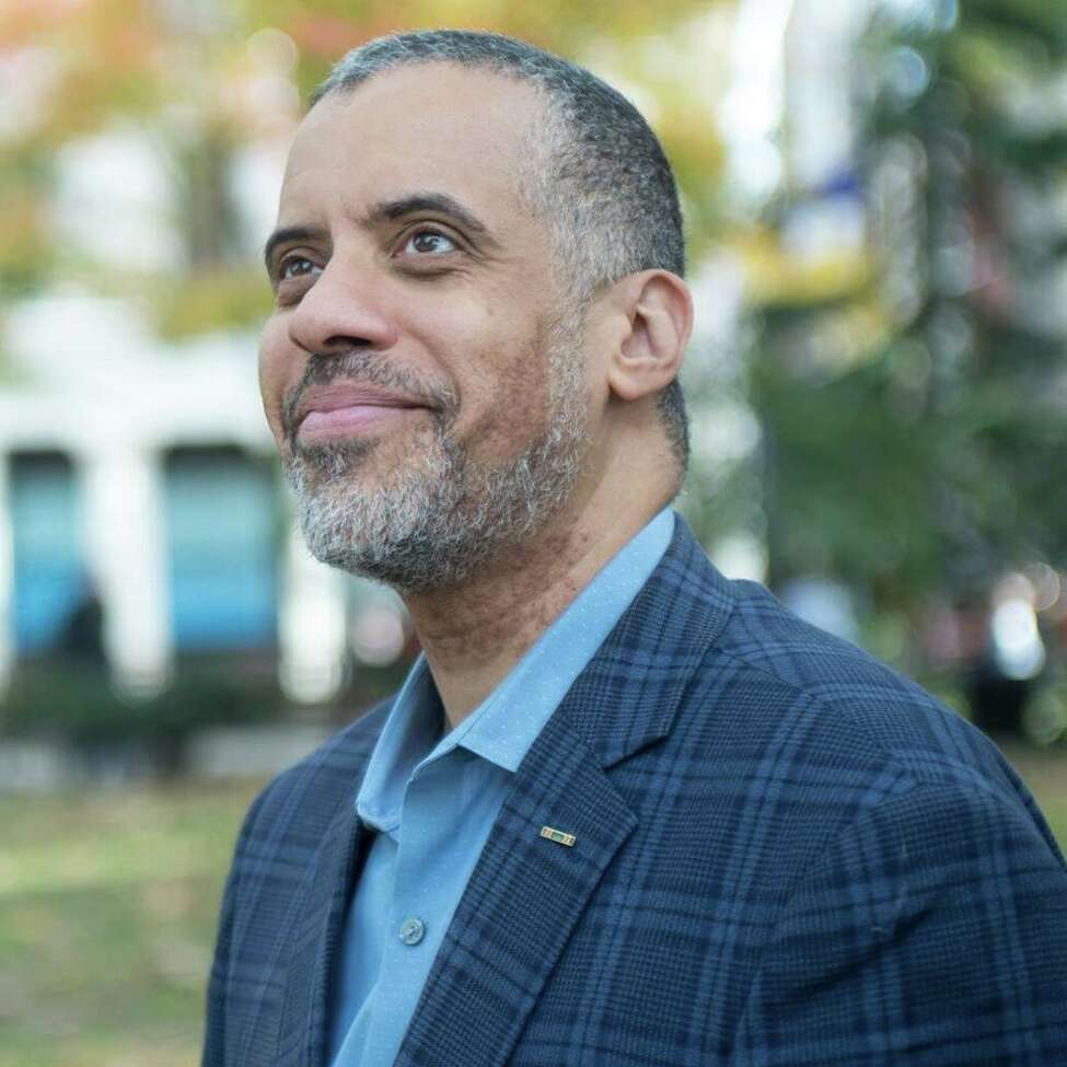 Larry Sharpe is running for governor of New York on the Libertarian line. (Courtesy of Larry Sharpe)