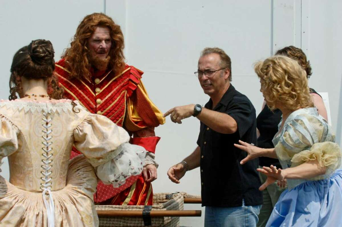 Behind the scenes of the 2006 Shakespeare & Company production of