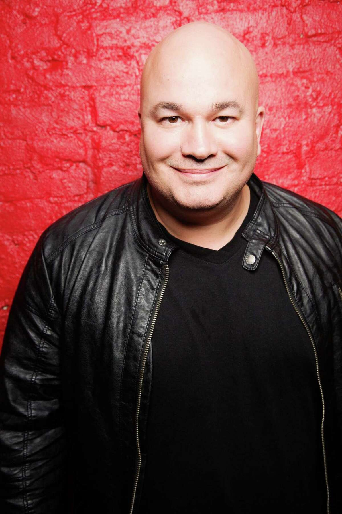 Comedian Robert Kelly headlines at Treehouse Comedy Club in Westport on May 12.