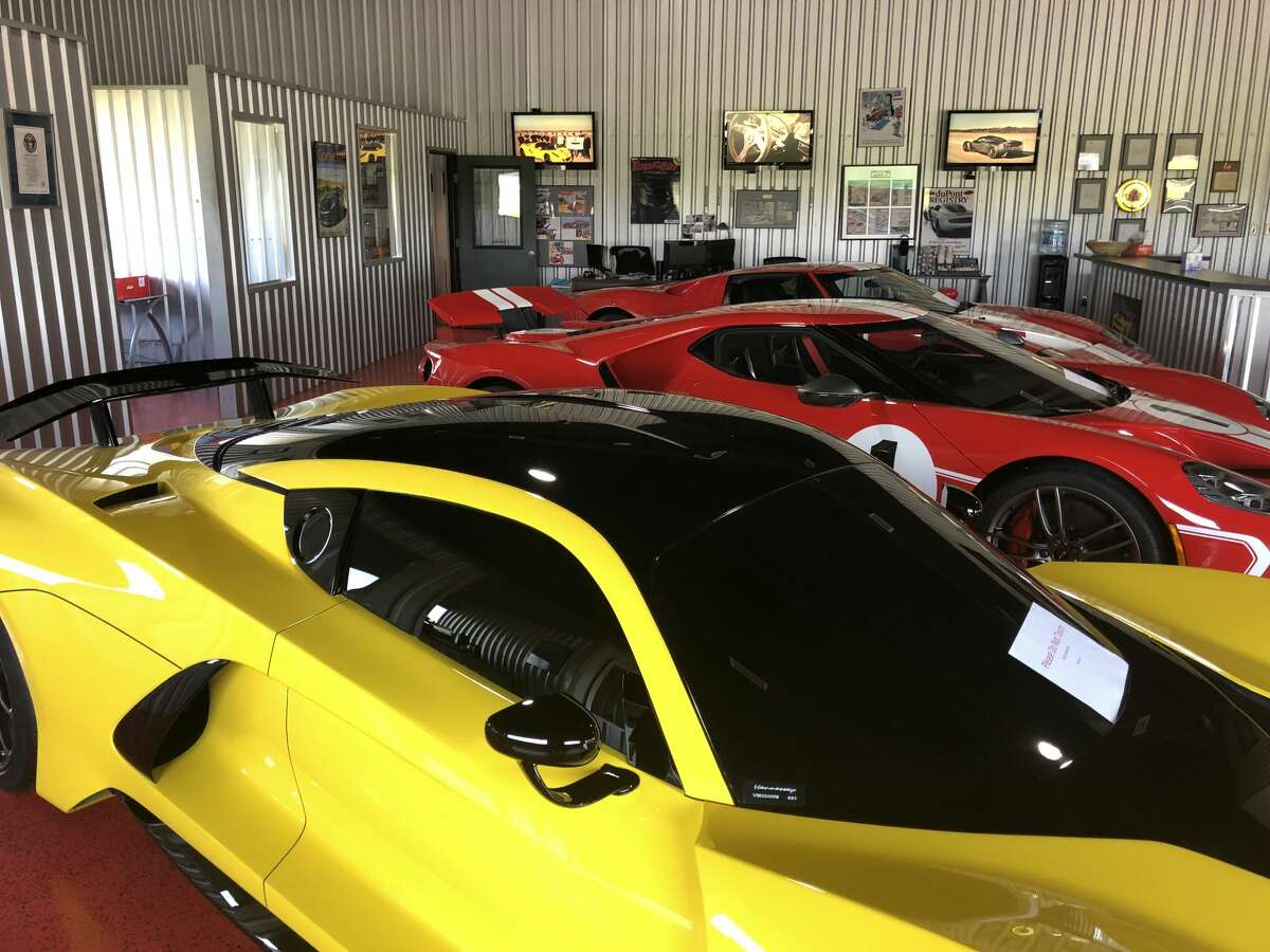 Well-known among gear heads and elegant automobile fans, John Hennessey's company has been making fast cars even faster since 1991, fabricating warrantied, track-tested high performance cars, trucks and even the occasional motorcycle.