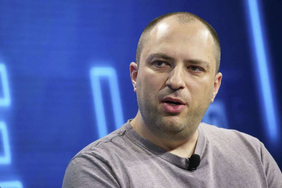 WhatsApp CEO Jan Koum, seen here in October 2016, is planning to leave the company after clashing with its parent, Facebook. Photo: Bloomberg Photo By Patrick T. Fallon / Bloomberg