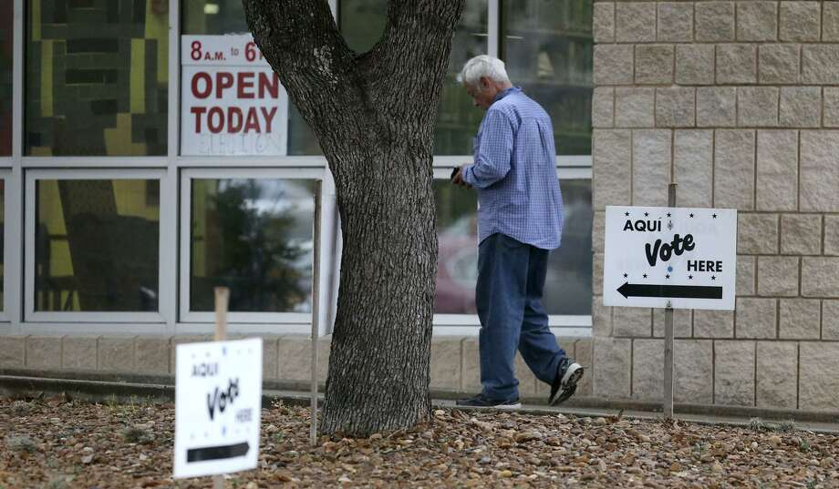 The November elections will cost Bexar County an estimated $1.2 million, Elections Administrator Jacque Callanen told commissioners Tuesday. Photo: Staff File Photo / ©John Davenport/San Antonio Express-News
