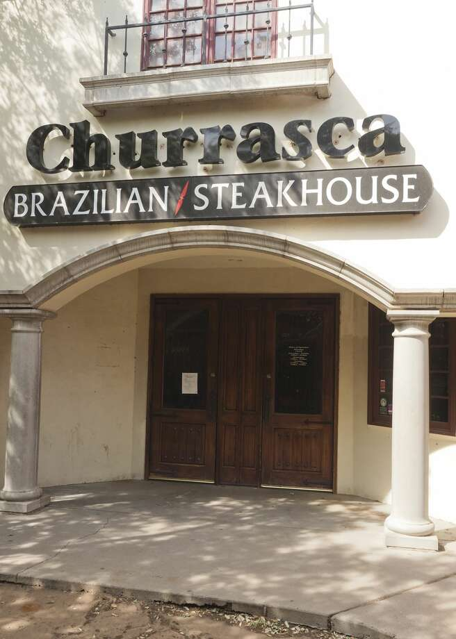 Churrasca Brazilian Steakhouse in Midland has closed. With a notice on the door 04/30/18 that reads the owners of the property, Woodcrest, has elected to not renew the lease, dated Janurary 3, 2018. Tim Fischer/Reporter-Telegram Photo: Tim Fischer/Midland Reporter-Telegram