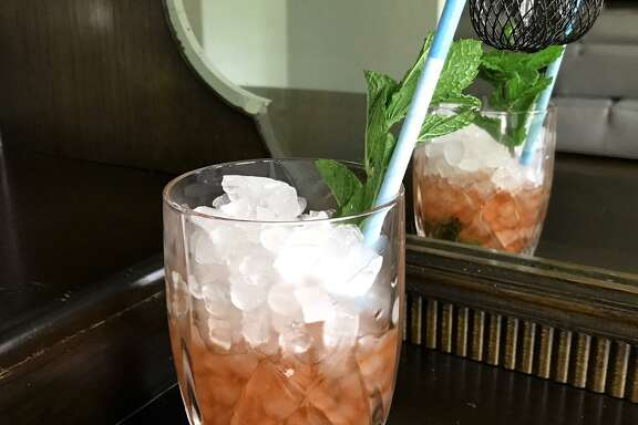 Sallie Gardner cocktail
