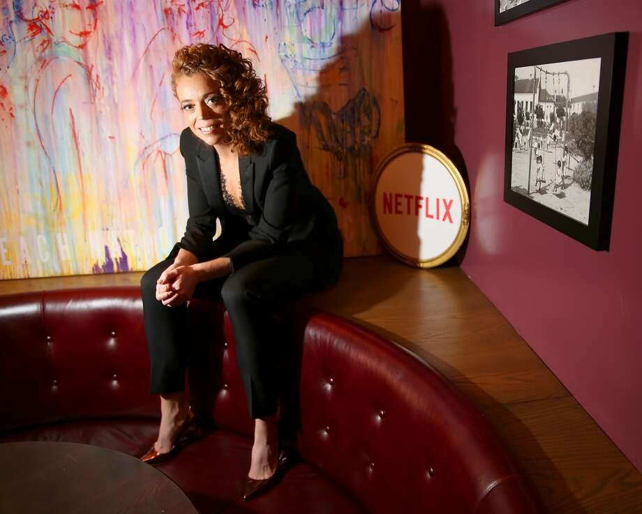 Comedian Michelle Wolf attends the Celebration After the White House Correspondents' Dinner hosted by Netflix's The Break with Michelle Wolf on April 28, 2018, in Washington, DC. Photo: Tasos Katopodis / Getty Images For Netflix