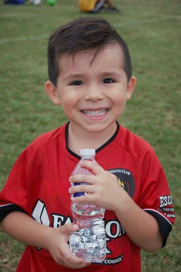 Laredo Heat's Gilbert Guerra Photo: Courtesy Photo