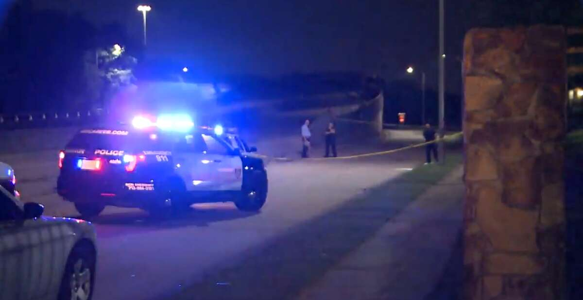 A man was fatally shot after robbing a gas station in the 900 block of Greens, on Tuesday, May 1, 2018.