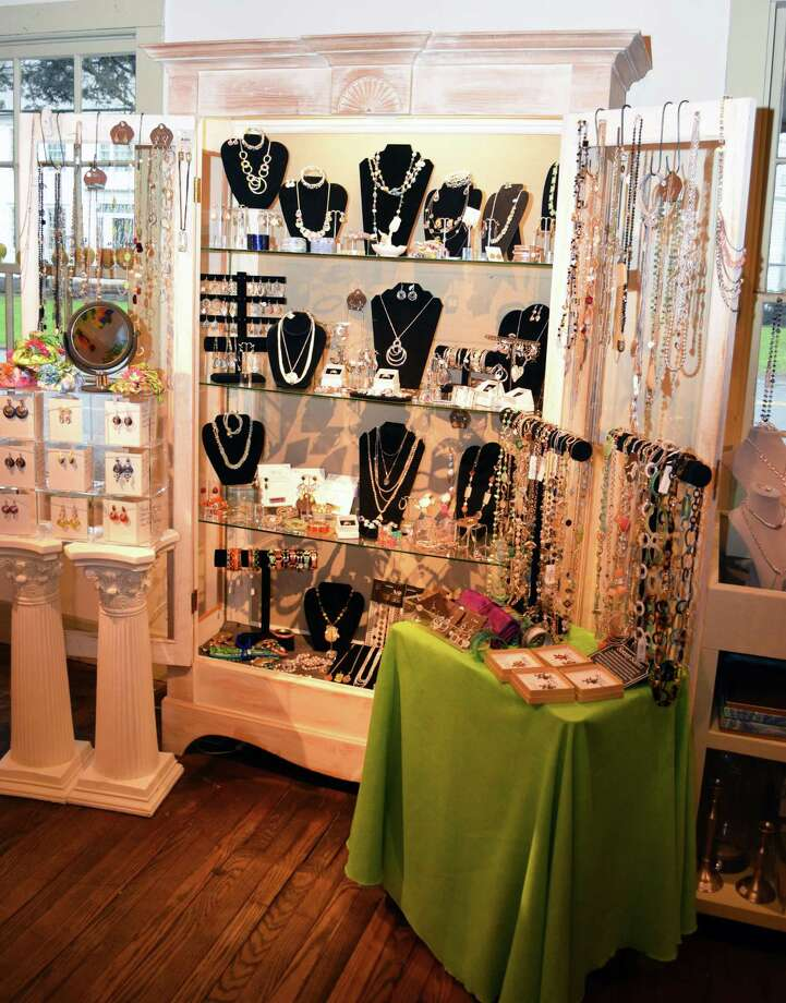 Jewelry is one of the many personal accessories The Old Store carries. Photo: /