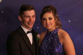 Great Gatsby was the theme of the Unionville-Sebewaing Area prom last weekend.